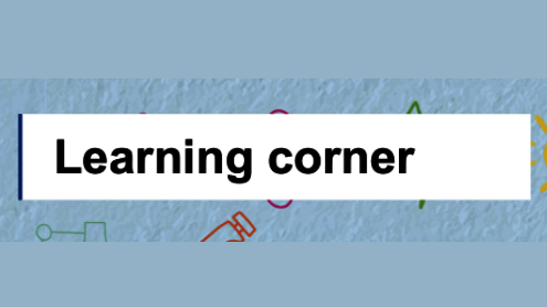 Logo Learning Corner