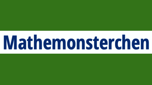 Logo Mathemonsterchen